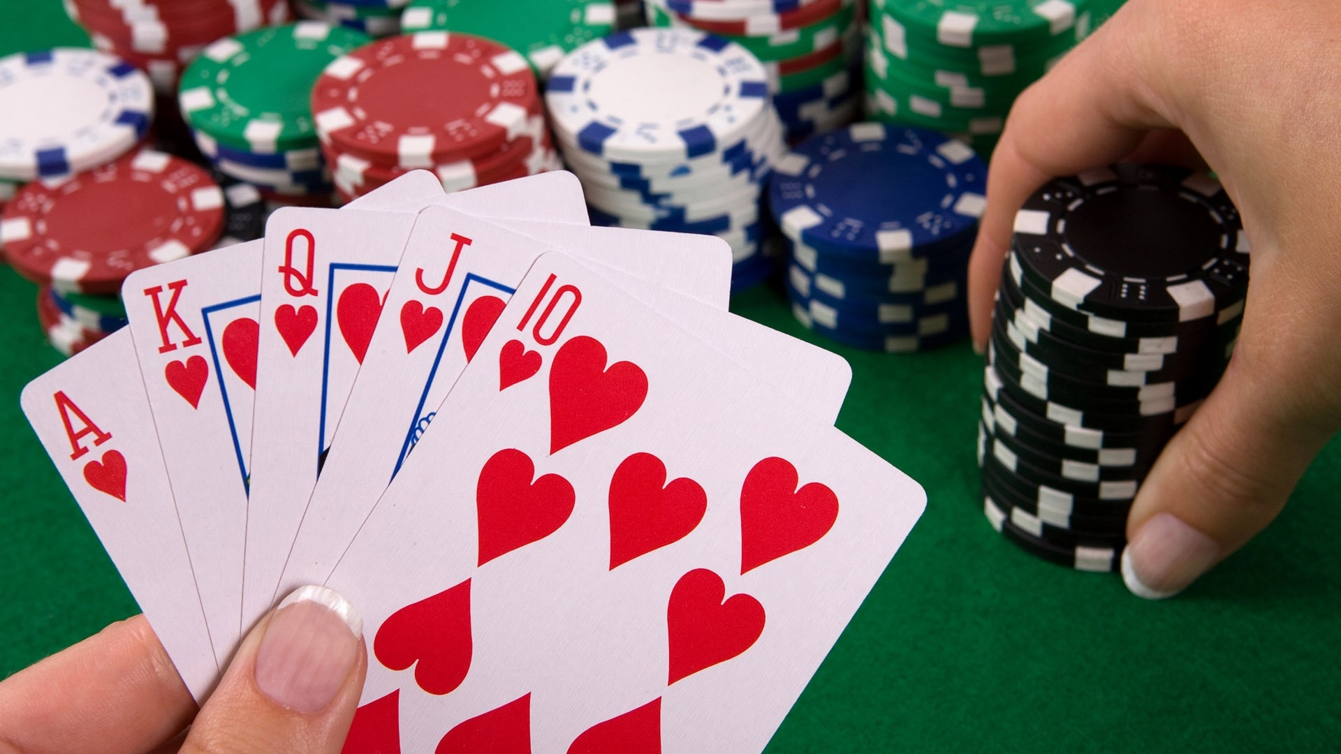 Casino en ligne : le plaisir avant l'argent